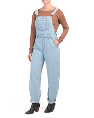 Juniors Baggy Overalls