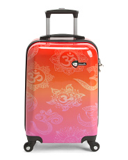 20in Love This Life Hardside Spinner Carry-on