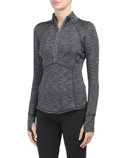 Yoga Half Zip Top