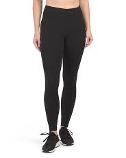 High Rise Side Pocket Leggings