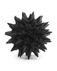 Spiked Orb Decor