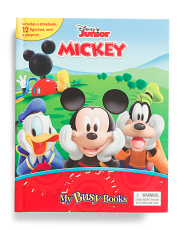 Mickey Clubhouse My Busy Books