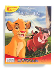 Lion King My Busy Books