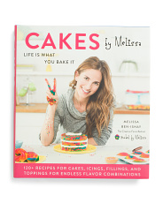 Cakes By Melissa Cookbook