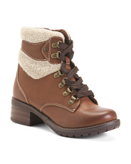 Alpine Shearling Boots