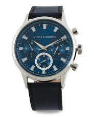 Men's Blue Dial Watch