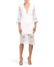 Indra Lace Dress