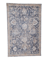 Made In Turkey 5x8 Floral Area Rug