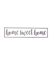 Home Sweet Home Wall Sign