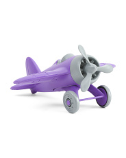 Made In Usa Recycled Toy Airplane