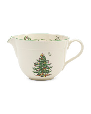 70oz Christmas Tree Batter Bowl