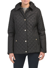 Missy Quilted Coat
