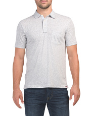Short Sleeve Laguna Polo