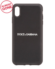 Made In Italy Luxury Iphone Case