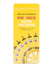 Max Mccalman's Wine & Cheese Pairing Swatchbook
