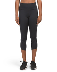 Breathelux Crop Capri Leggings