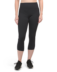 Breathelux Cropped Capri Leggings