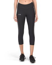 Speed Stride Capris With Pocket