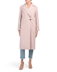 Made In Italy Lightweight Spring Walker Coat
