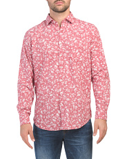 Ramsay Long Sleeve Print Shirt