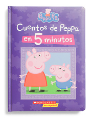 Peppa Pig Five Minute Peppa Stories (Spanish)