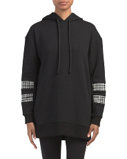Ludlow Striped Hoodie