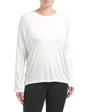 Noelle Raglan Sleeve Top