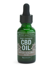 1oz Cbd Broad Spectrum Oil