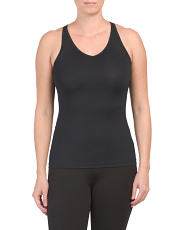 Tennis Racerback Top