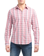 Ballona 1 Pocket Stretch Poplin Shirt