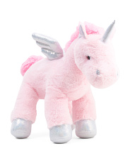 21in Sparkle Plush Unicorn