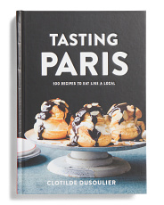 Tasting Paris Cookbook