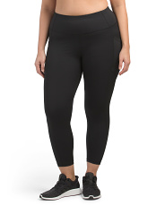Plus Size Lux Interlink High Waist Pants