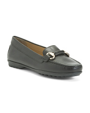 Comfort Leather Casual Flats