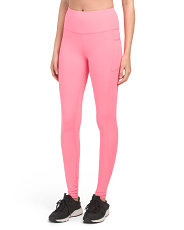 High Waist Interlock Leggings