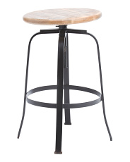 Alec Adjustable Barstool