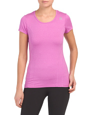 Dynamic Short Sleeve Top