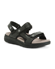 All Day Comfort Leather Sandals