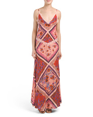 Stevie Printed Maxi Dress