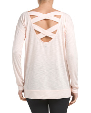 Raina Cross Back Tunic