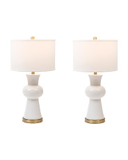 Set Of 2 Lola Table Lamps