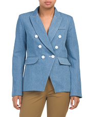 Fern Denim Blazer