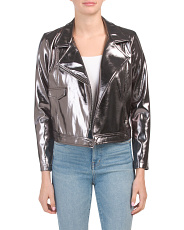 Made In Italy Metallic Jacket