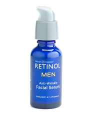 Men's 1oz Anti-wrinkle Retinol Facial Serum