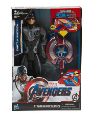 Titan Heroes Power Fx 2.0 Captain America