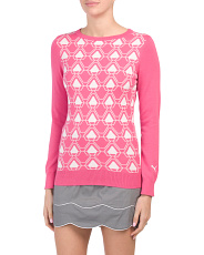 Plaid Dassler Sweater