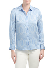 Leema Long Sleeve Button Down Shirt