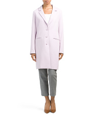 Bartha Blazer Top Coat