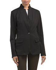 Forward Notch Ponte Blazer