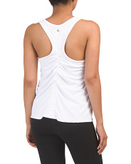 Back Ruched Tank Top